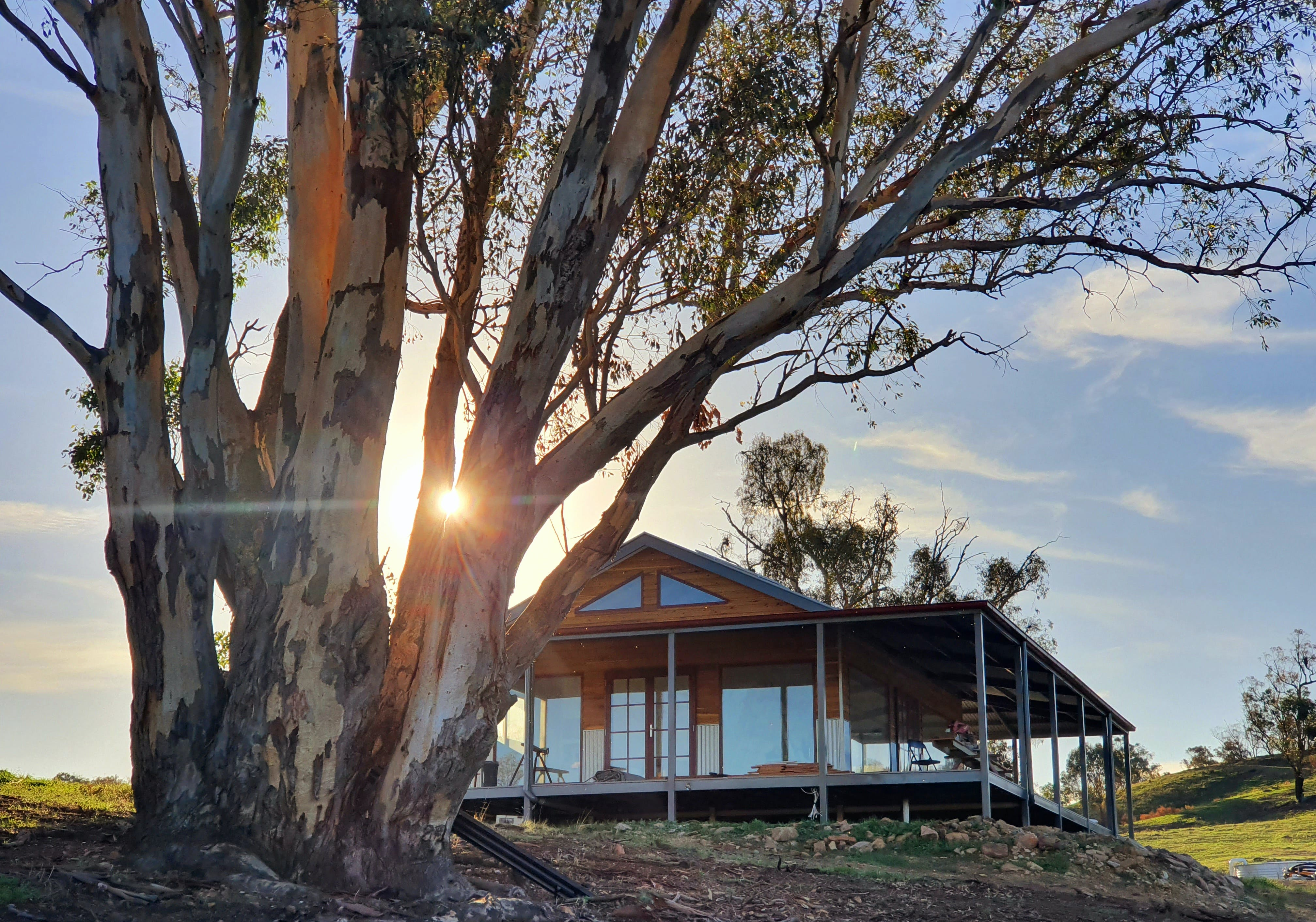 Kestrel Nest EcoHut - Accommodation Perth