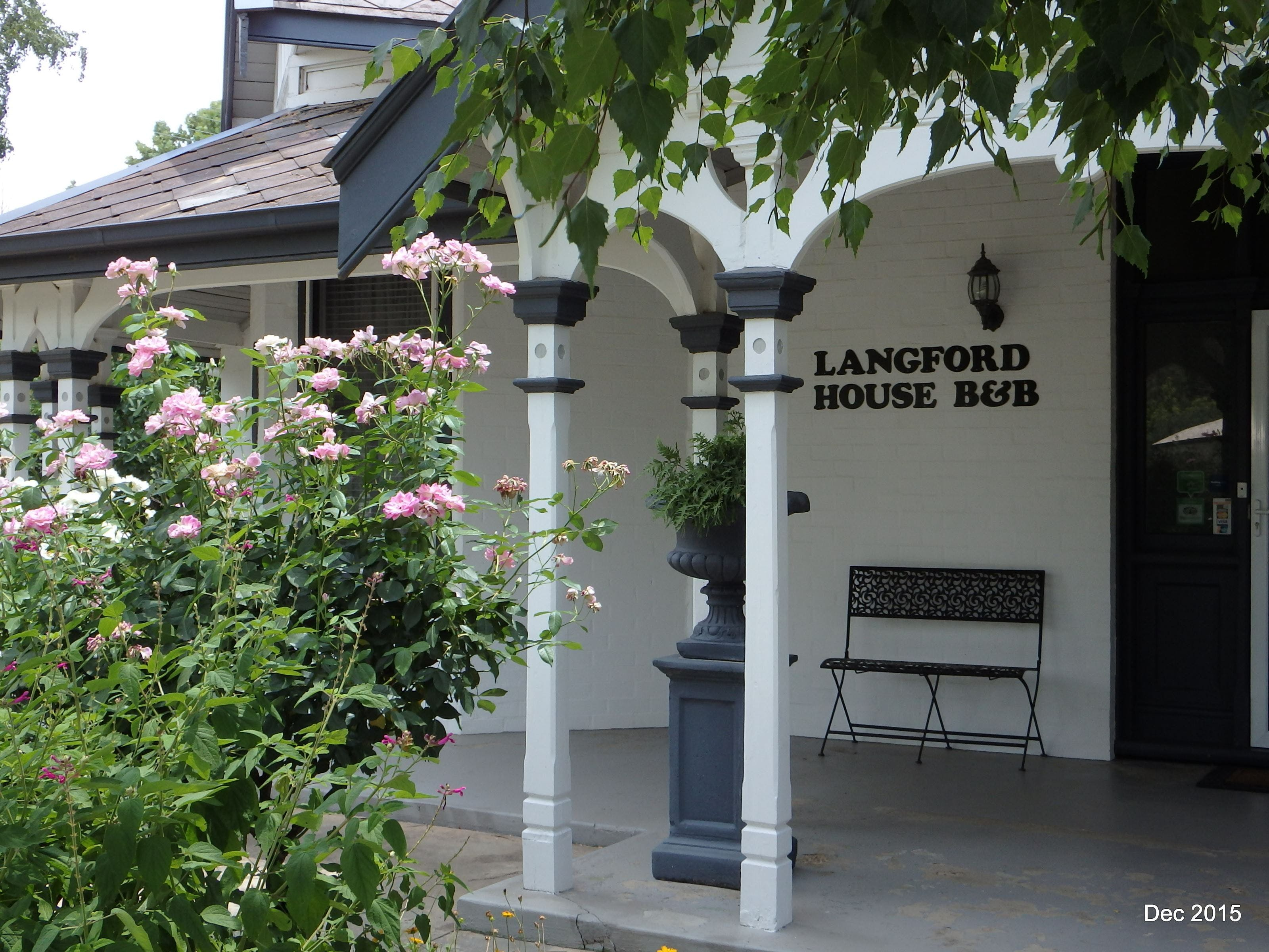 Langford House BB - Accommodation Perth