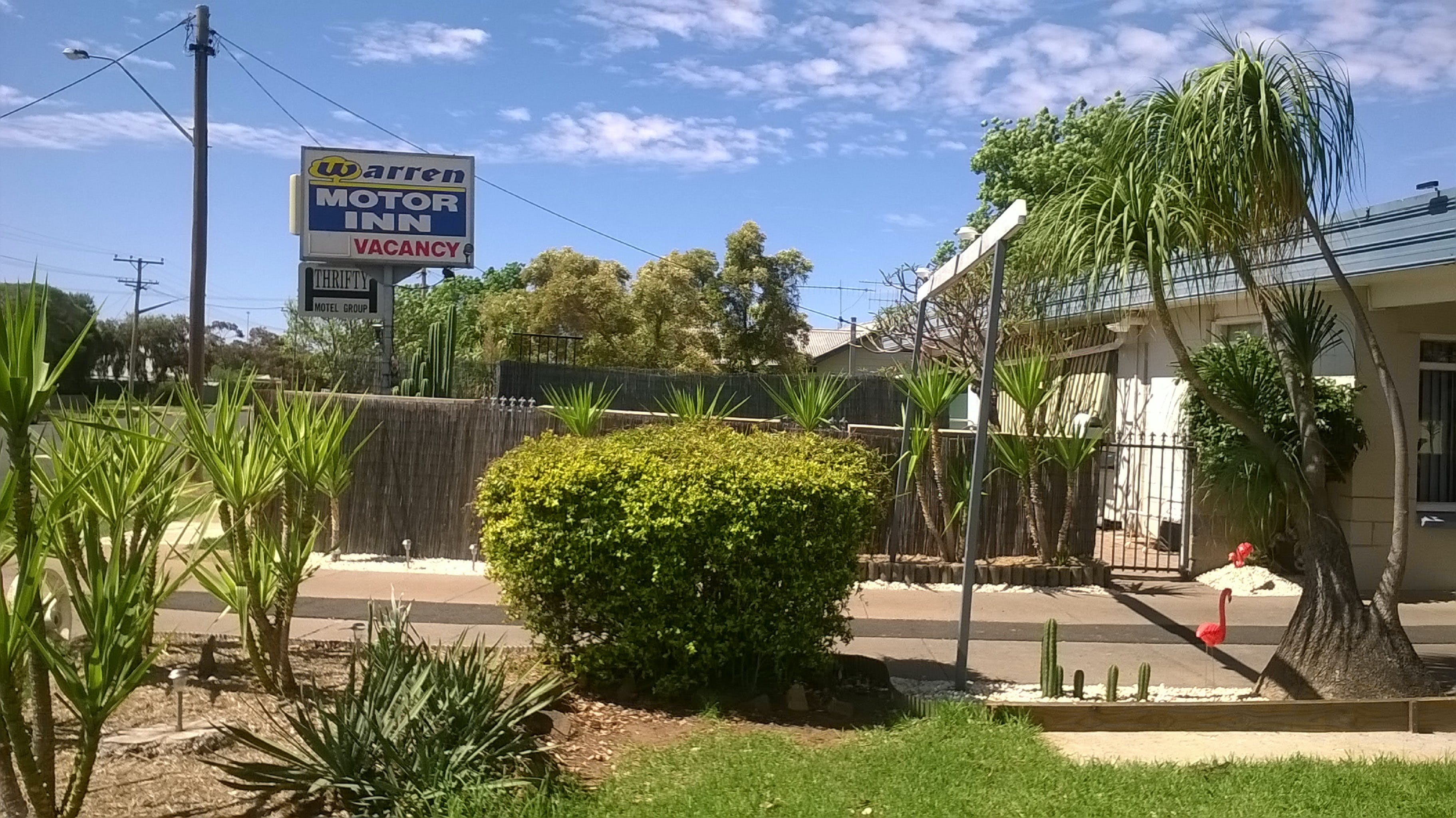 Warren Motor Inn - Accommodation Perth
