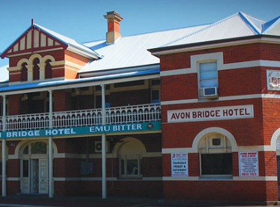 Avon Bridge Hotel - Accommodation Perth