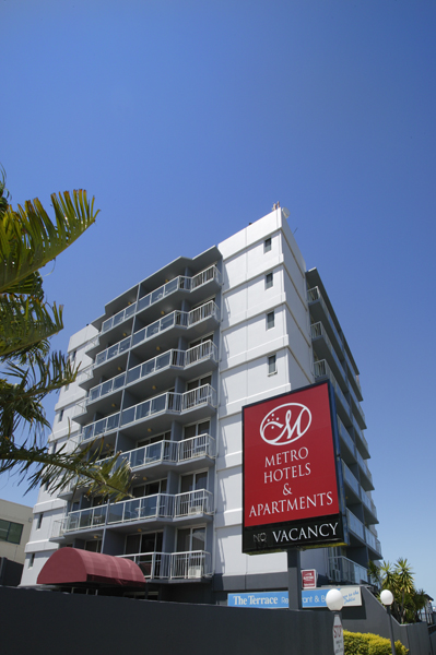 Metro Hotel  Apartments Gladstone - Accommodation Perth