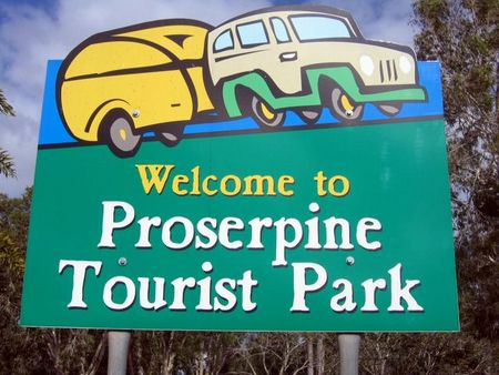 Proserpine Tourist Park - Accommodation Perth