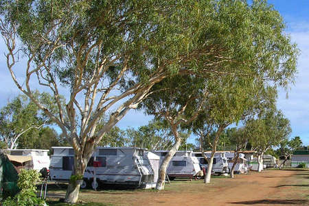 Coral Coast Tourist Park - Accommodation Perth