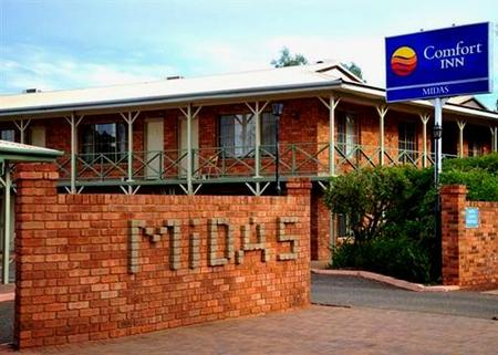 Comfort Inn Midas - Accommodation Perth