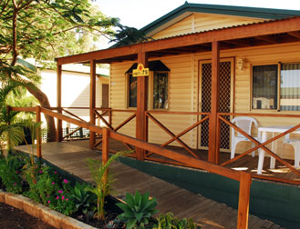 Wintersun Caravan  Tourist Park - Accommodation Perth