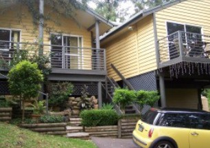 Ttwo Peaks Guesthouse - Accommodation Perth