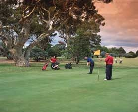 Barham Golf Resort - Accommodation Perth