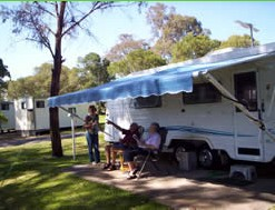 Bega Caravan Park - Accommodation Perth