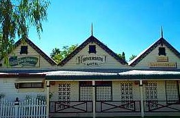 Bourke Riverside Motel - Accommodation Perth