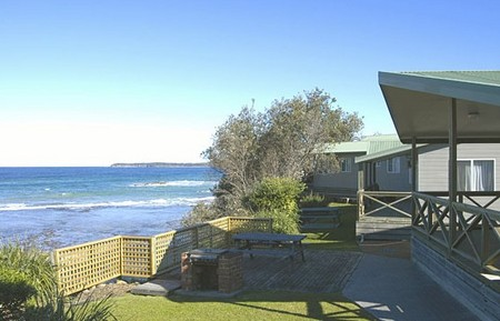 Berrara Beach Holiday Chalets - Accommodation Perth
