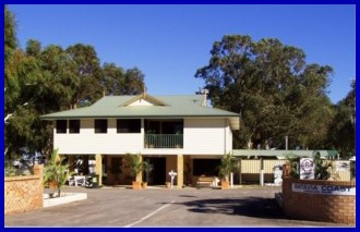 Batavia Coast Caravan Park - Accommodation Perth