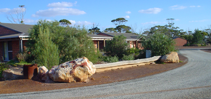 Wave Rock Lakeside Resort and Caravan Park