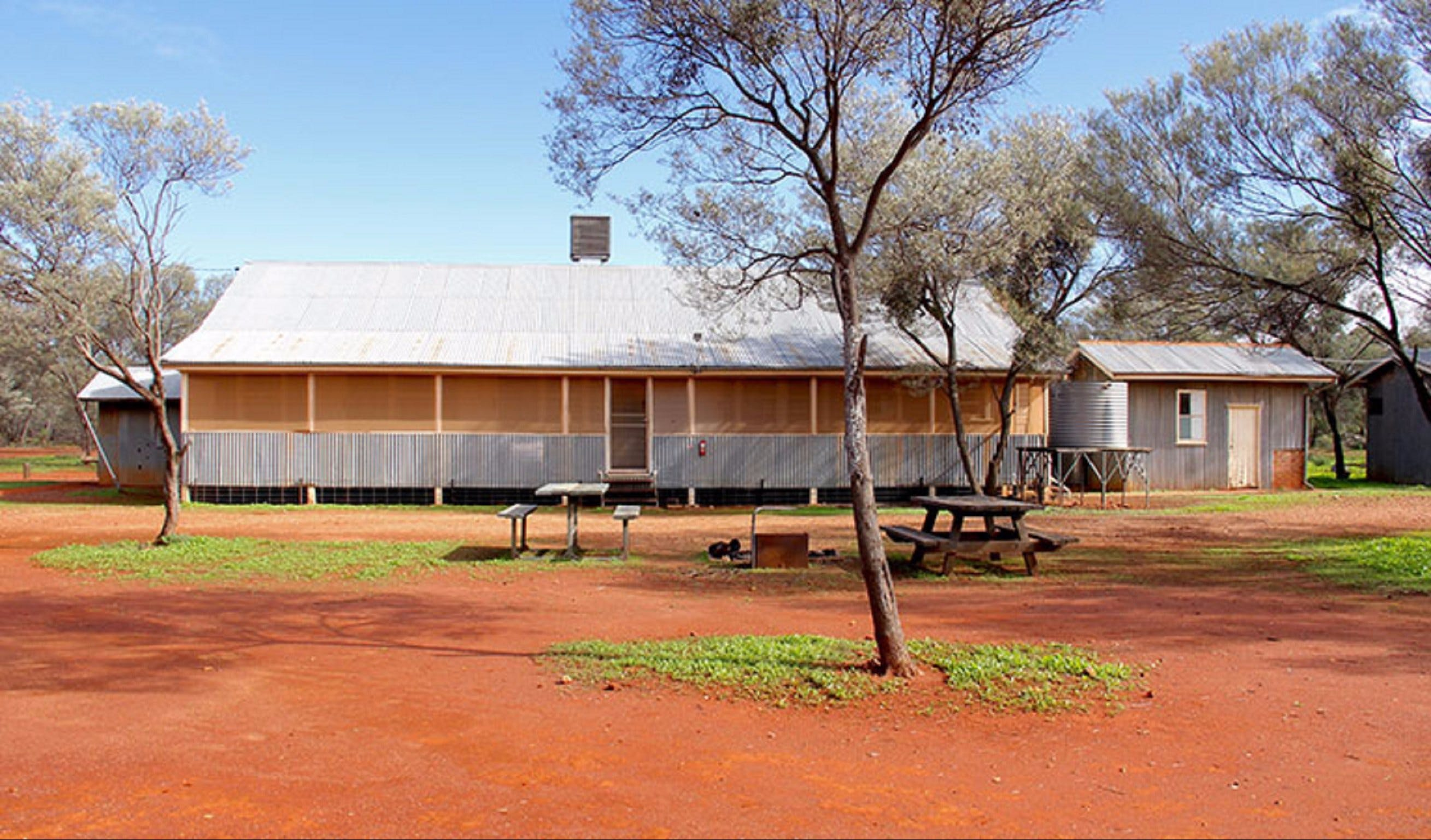 Belah Shearers Quarters - Gundabooka National Park - Accommodation Perth