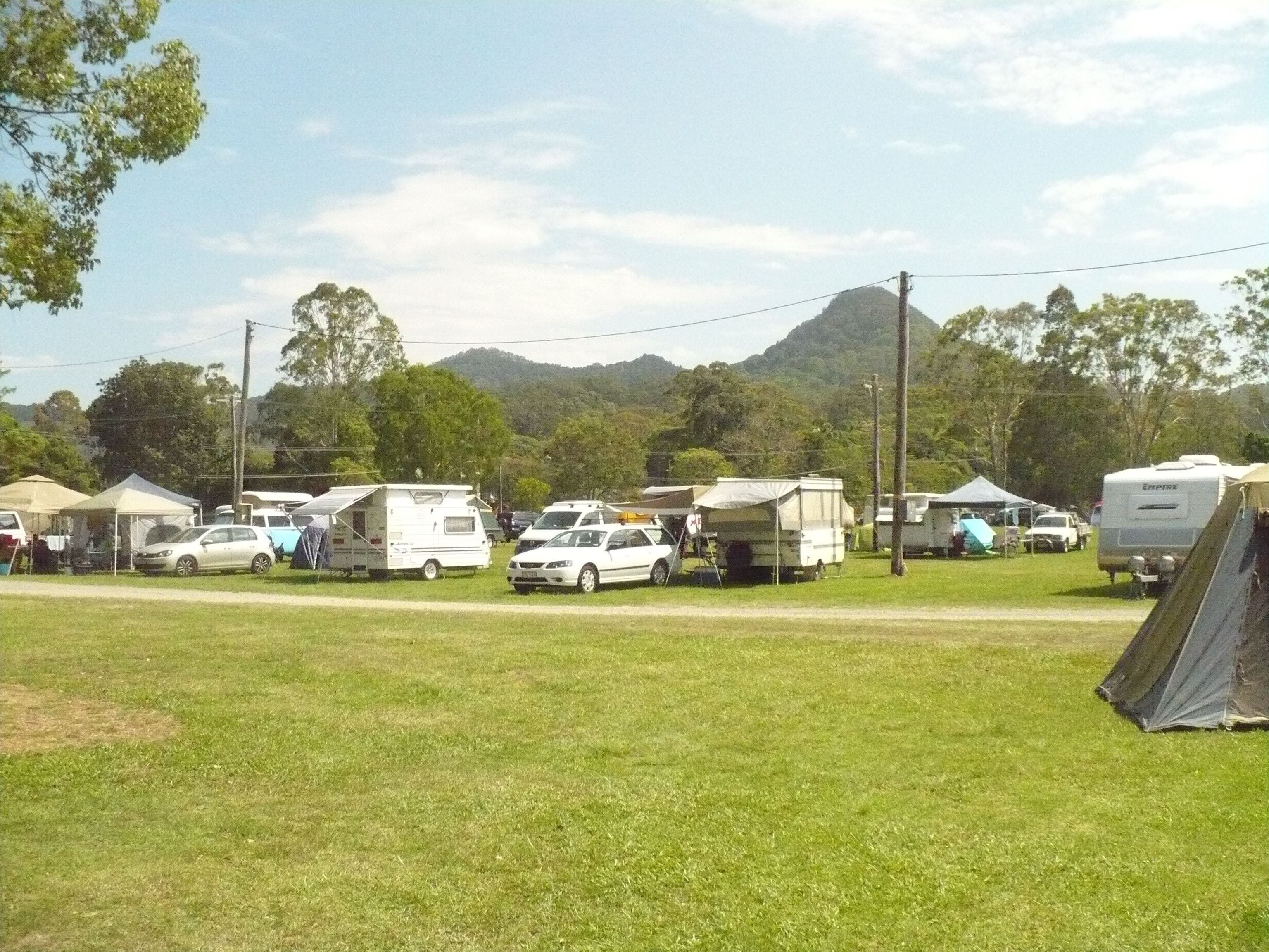 Mullumbimby Showground Camping Ground - Accommodation Perth