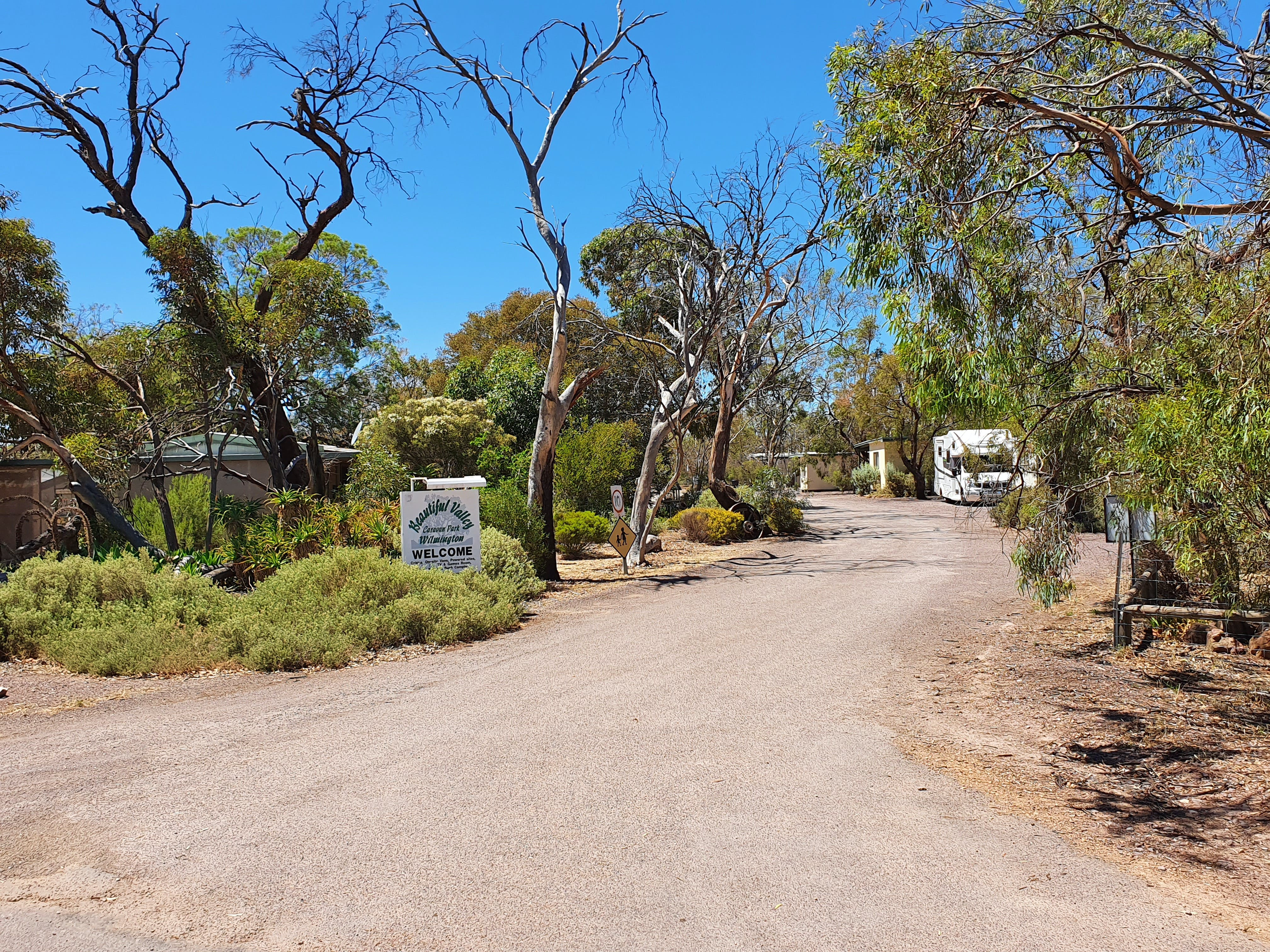 Beautiful Valley Caravan Park - Accommodation Perth