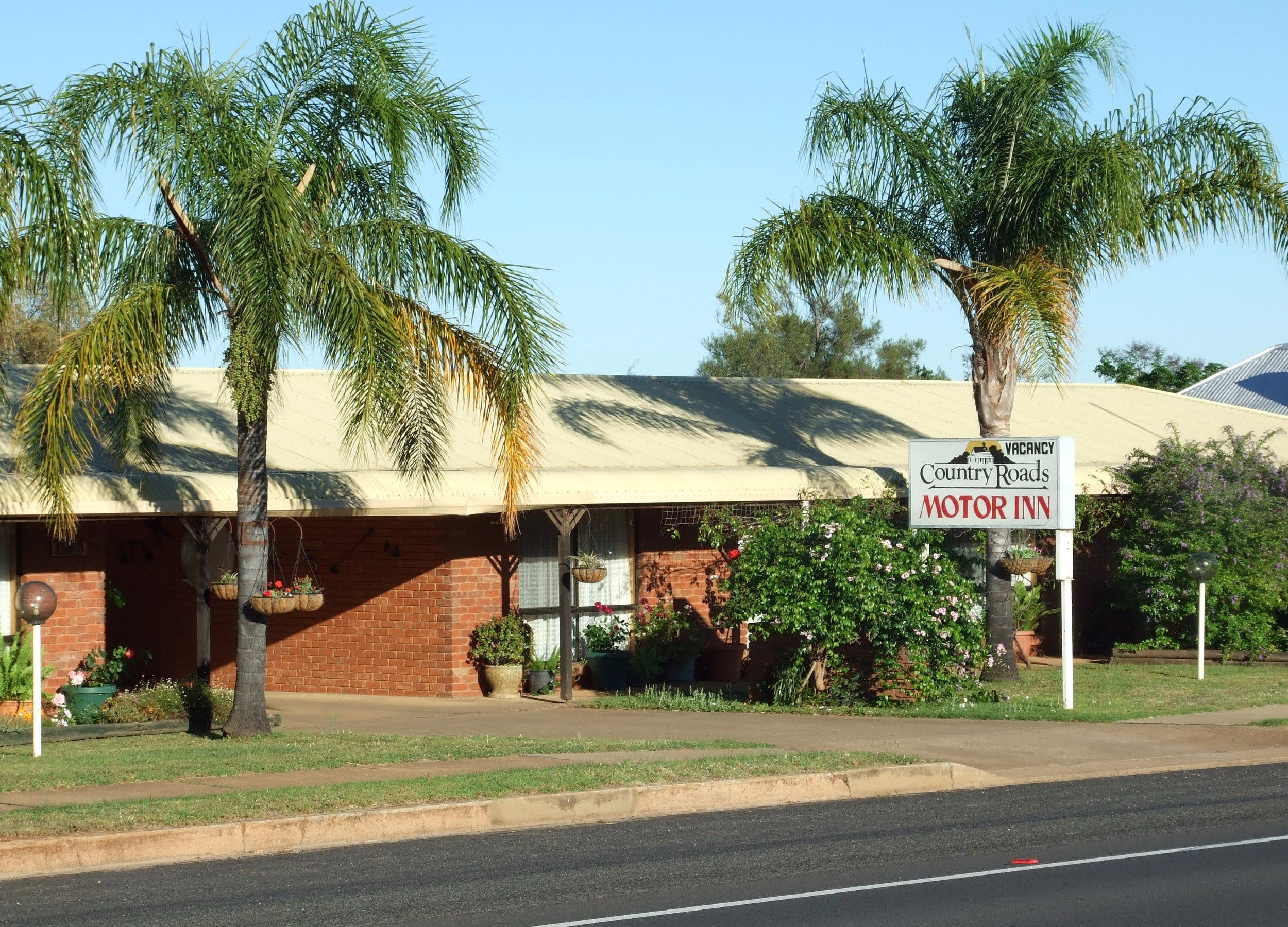 Country Roads Motor Inn - Accommodation Perth