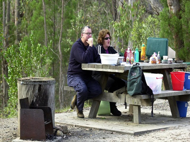 Cypress-pine campground - Accommodation Perth