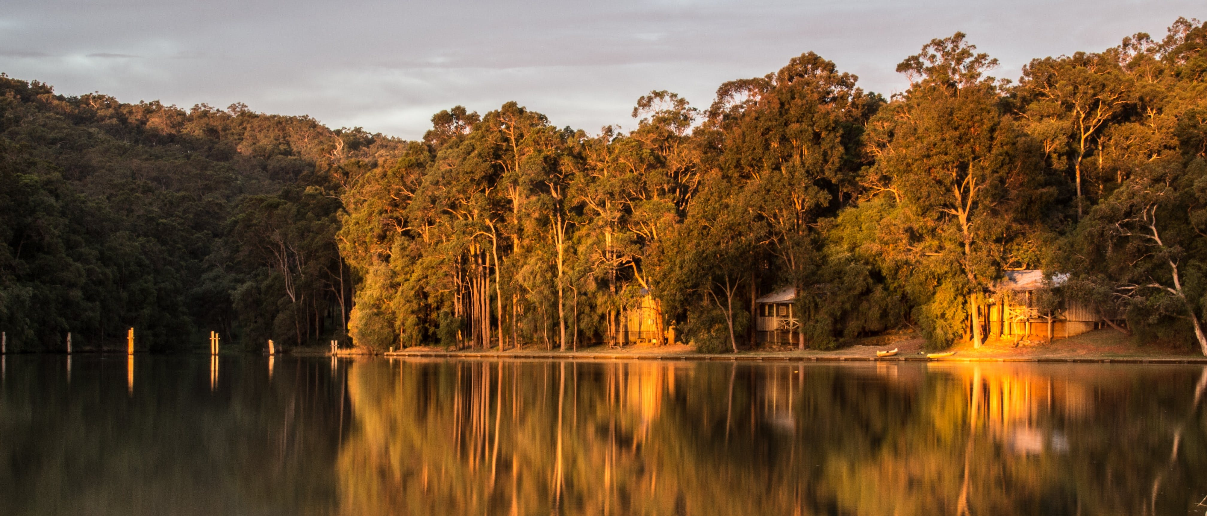 Evedon Lakeside Retreat - Accommodation Perth