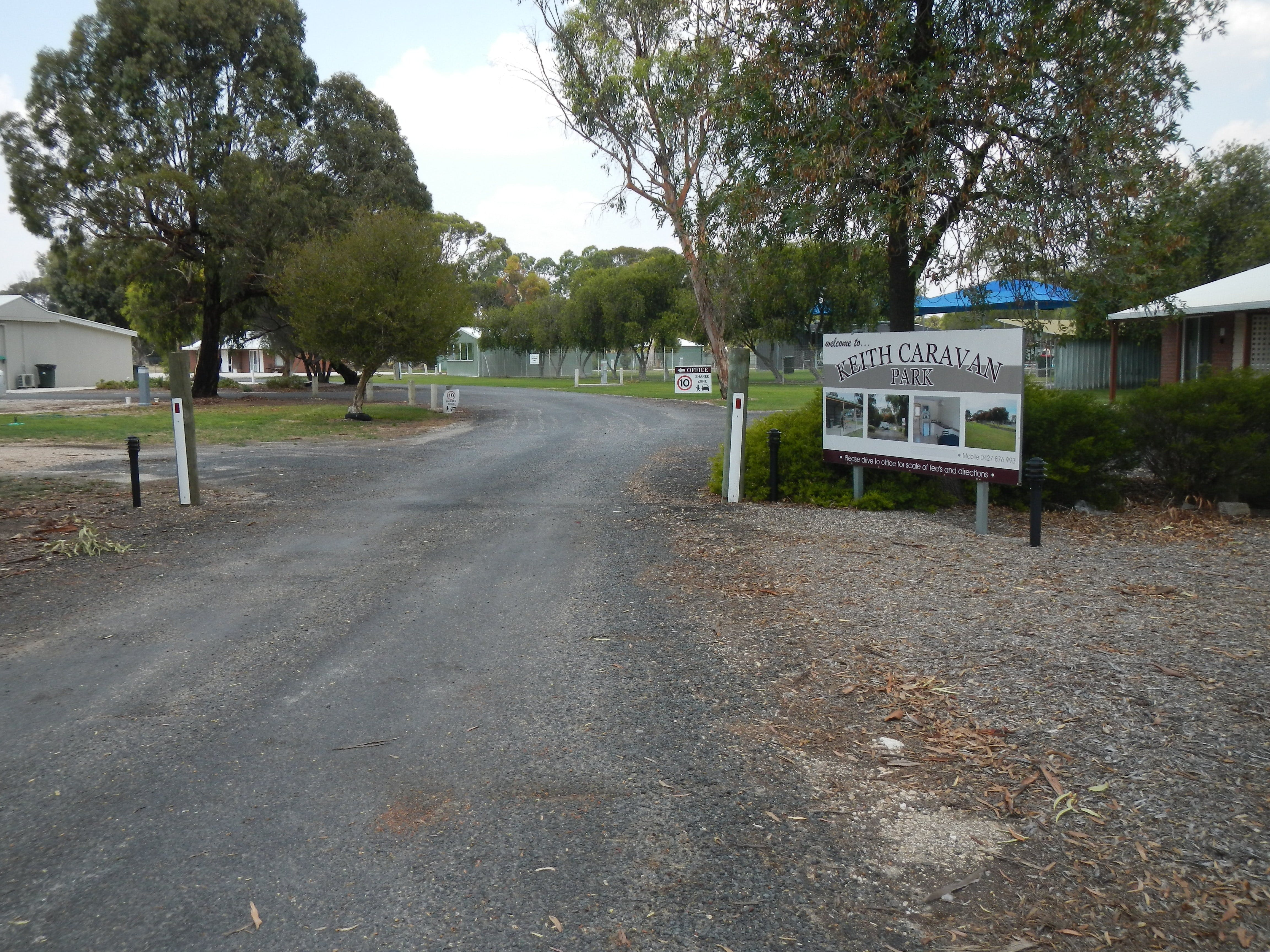 Keith Caravan Park Inc. - Accommodation Perth