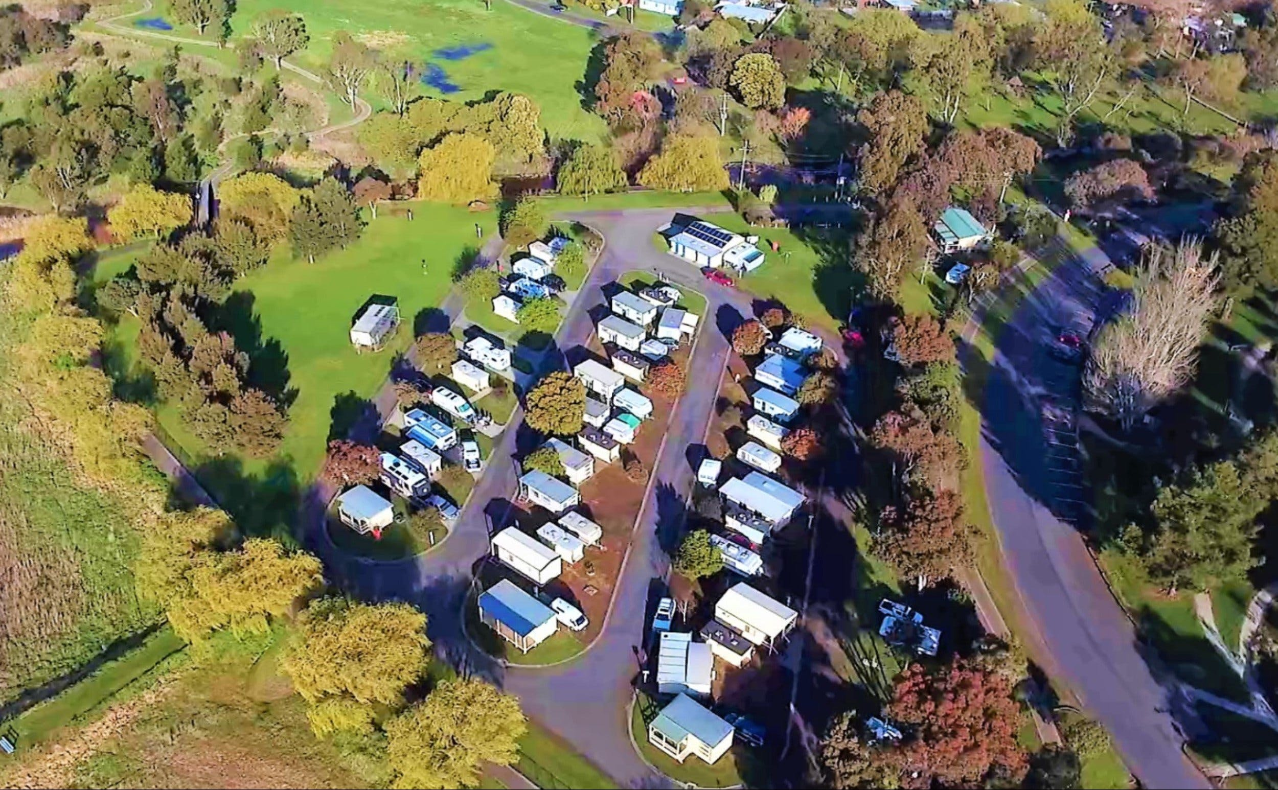 Lake Colac Caravan Park - Accommodation Perth