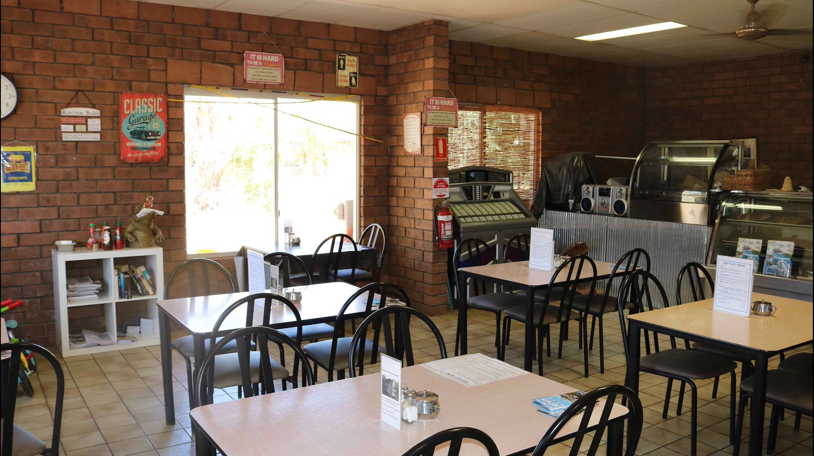 Mataranka Roadhouse and Cabins - Accommodation Perth