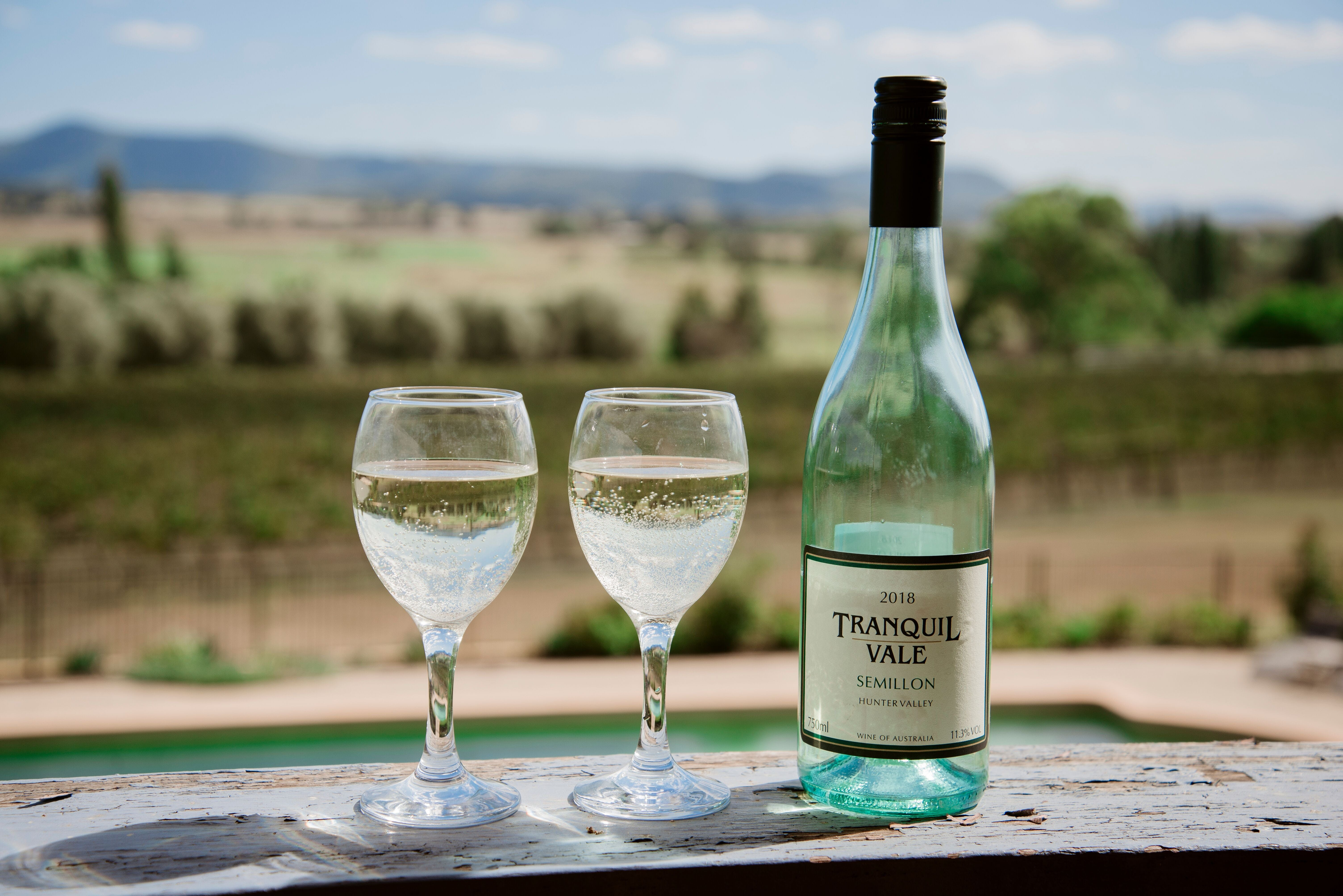 Tranquil Vale Vineyard - Accommodation Perth