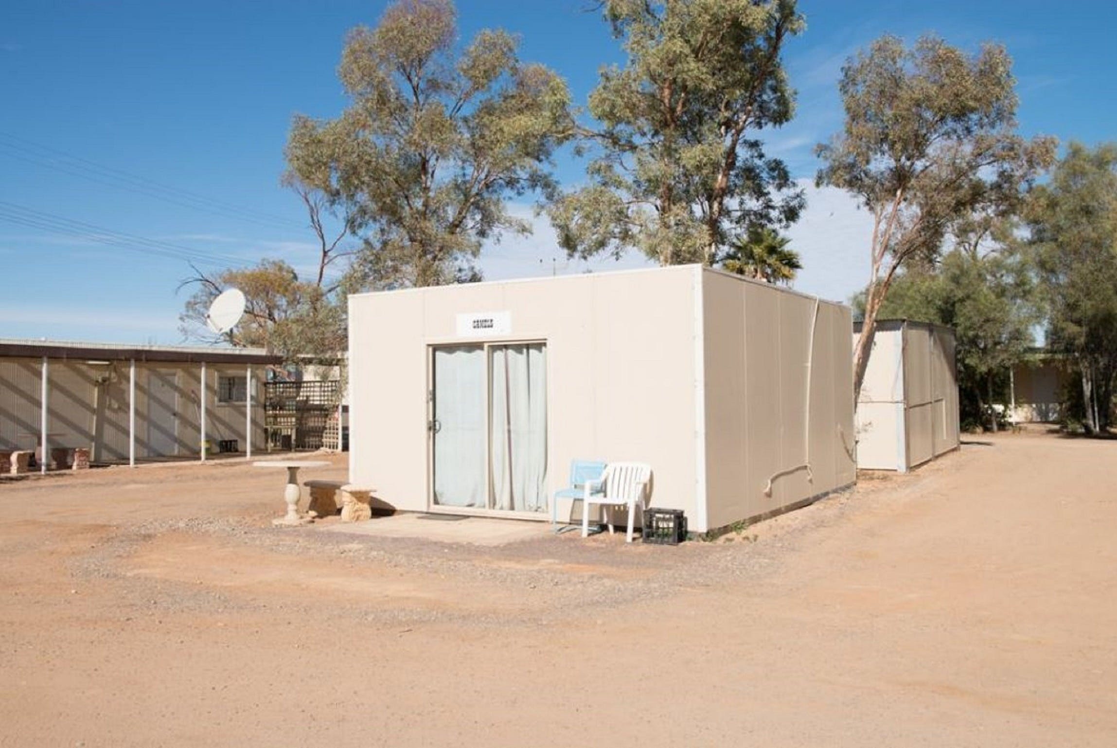 Oasis Cafe  Marree Roadhouse - Accommodation Perth