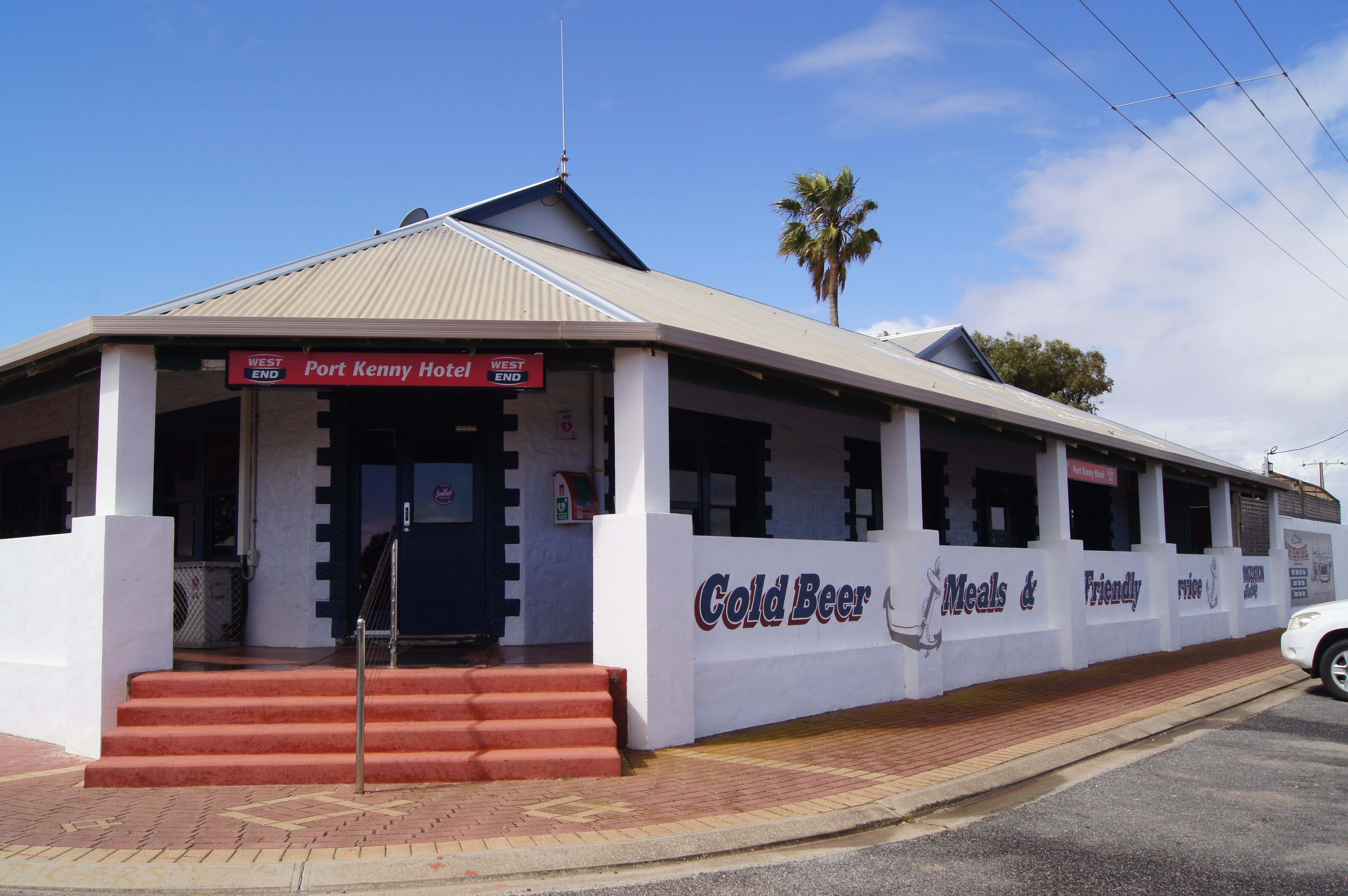 Port Kenny Hotel - Accommodation Perth