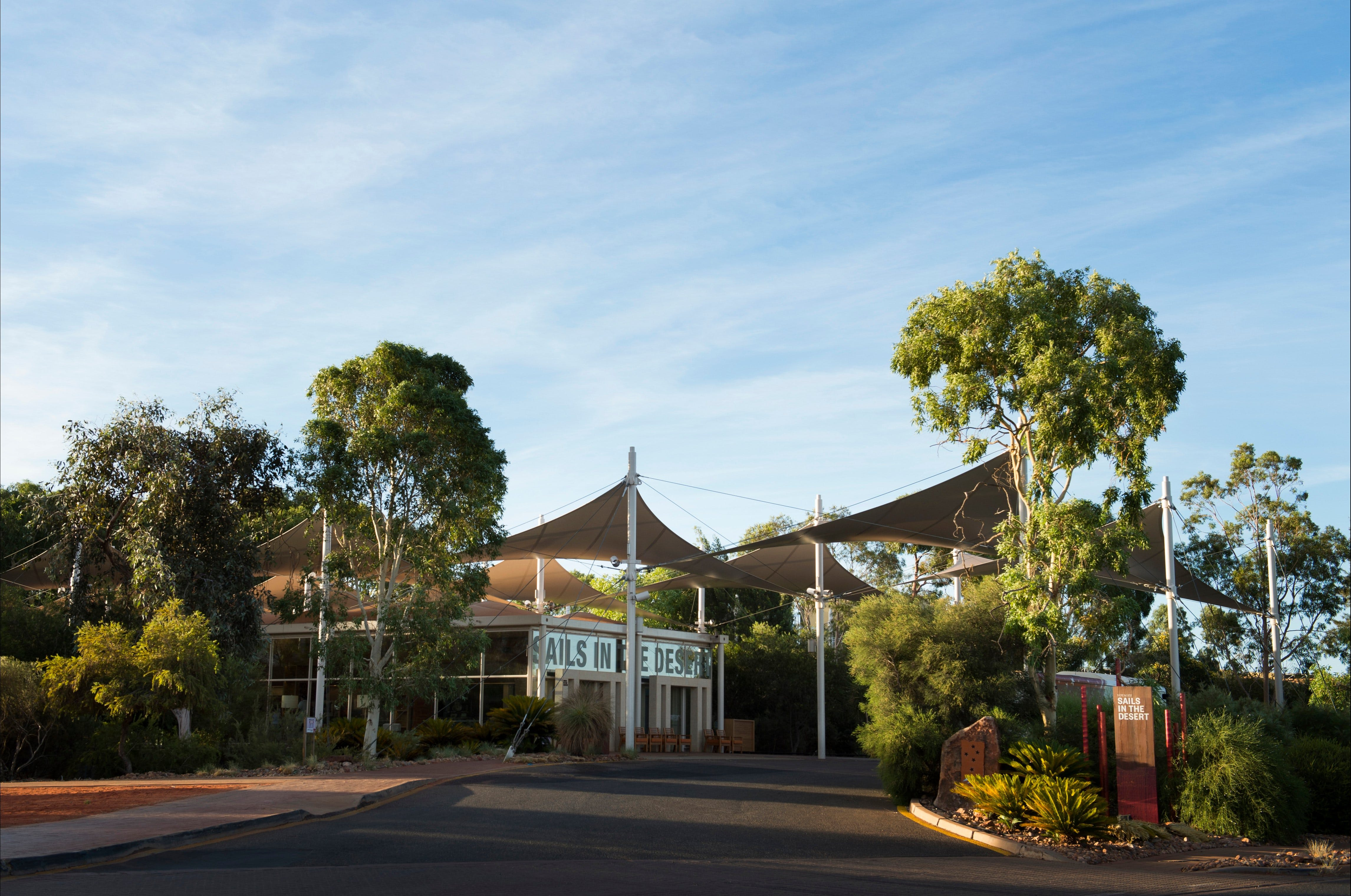 Sails in the Desert - Accommodation Perth