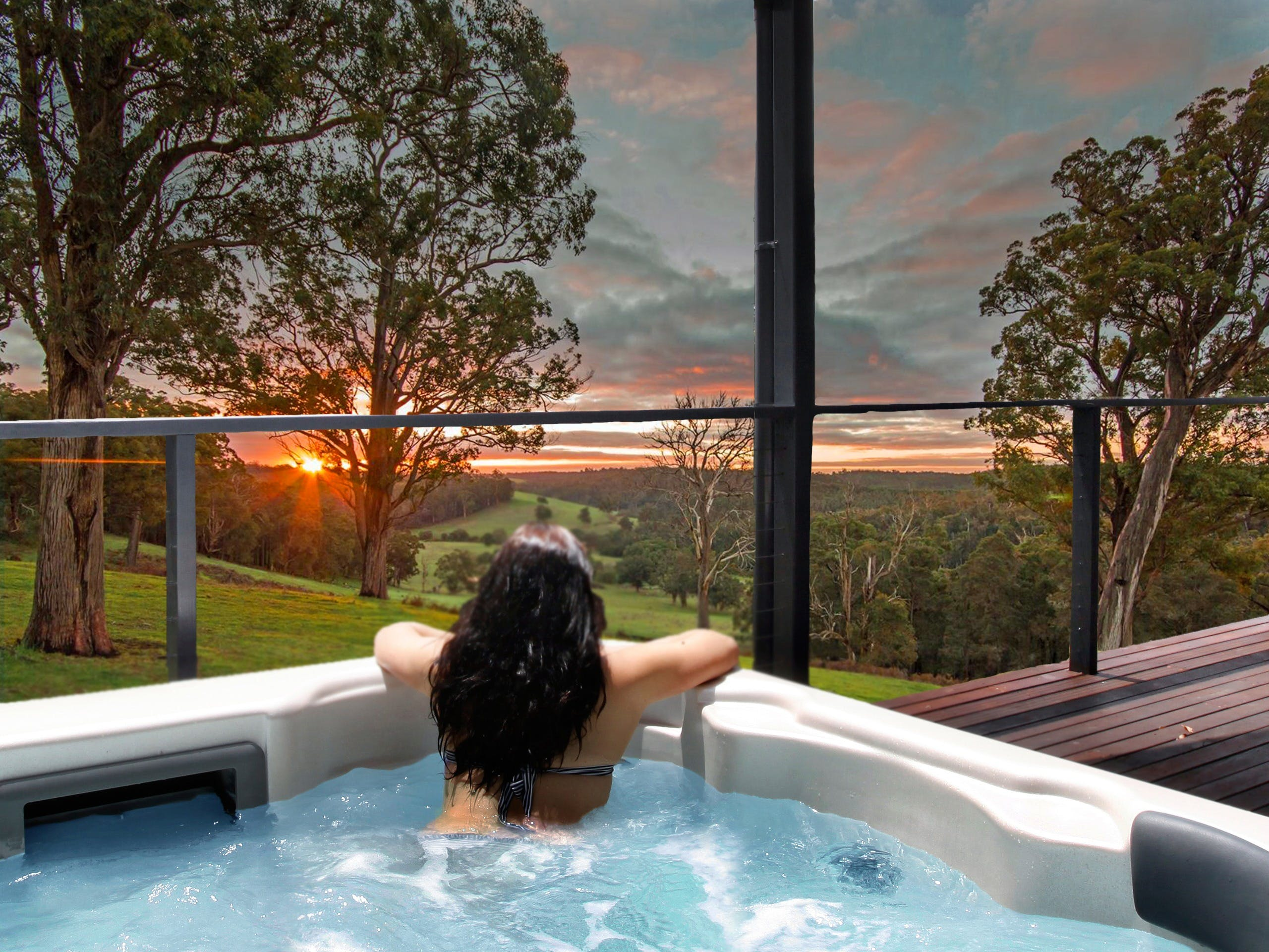 Scarlet Woods Chalet - Accommodation Perth