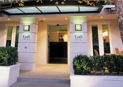 The Lyall Hotel And Spa - Accommodation Perth