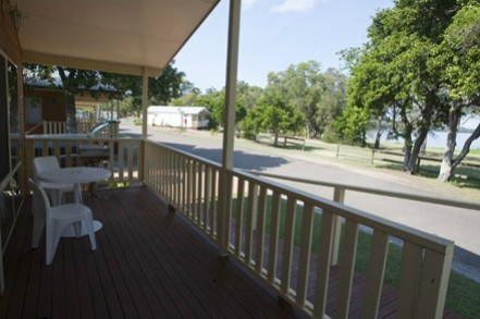 Canton Beach Holiday Park - Accommodation Perth