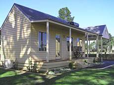 Tamberrah Cottages - Accommodation Perth
