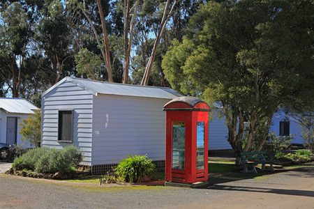 Shady Acres Caravan Park Ballarat - Accommodation Perth