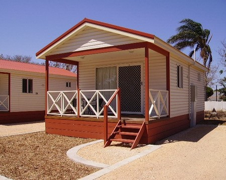 Outback Oasis Caravan Park - Accommodation Perth
