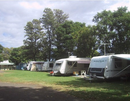 Waioma Caravan Park - Accommodation Perth