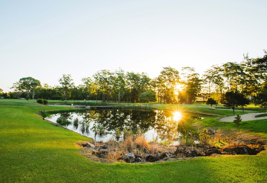 Tallwoods Golf Course and Resort - Accommodation Perth