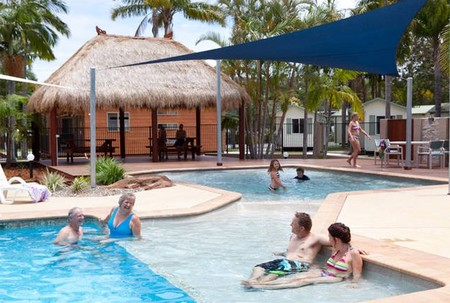 Blue Dolphin Resort  Holiday Park - Accommodation Perth