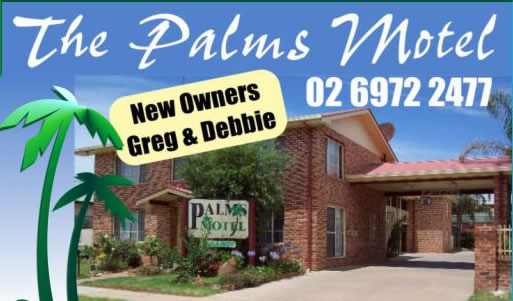 The Palms Motel - Accommodation Perth