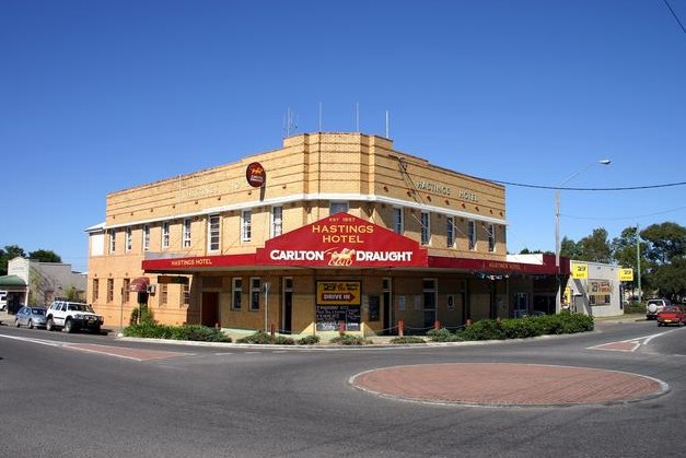 Hastings Hotel - Accommodation Perth
