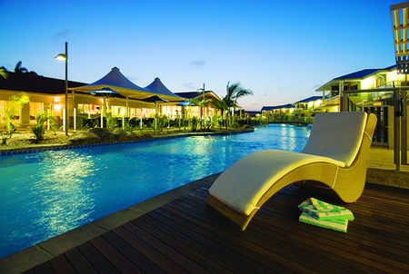 Oaks Pacific Blue Resort - Accommodation Perth