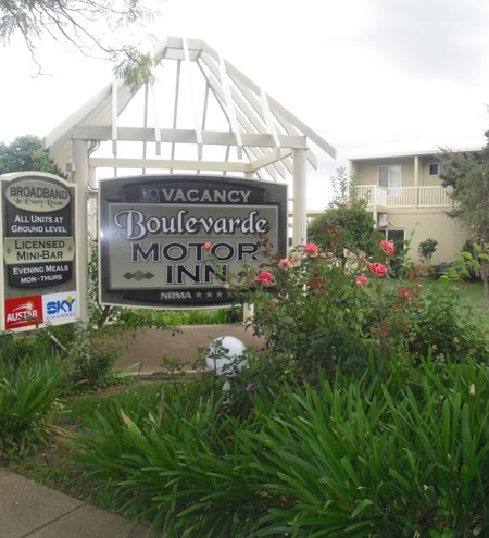 Boulevarde Motor Inn - Accommodation Perth