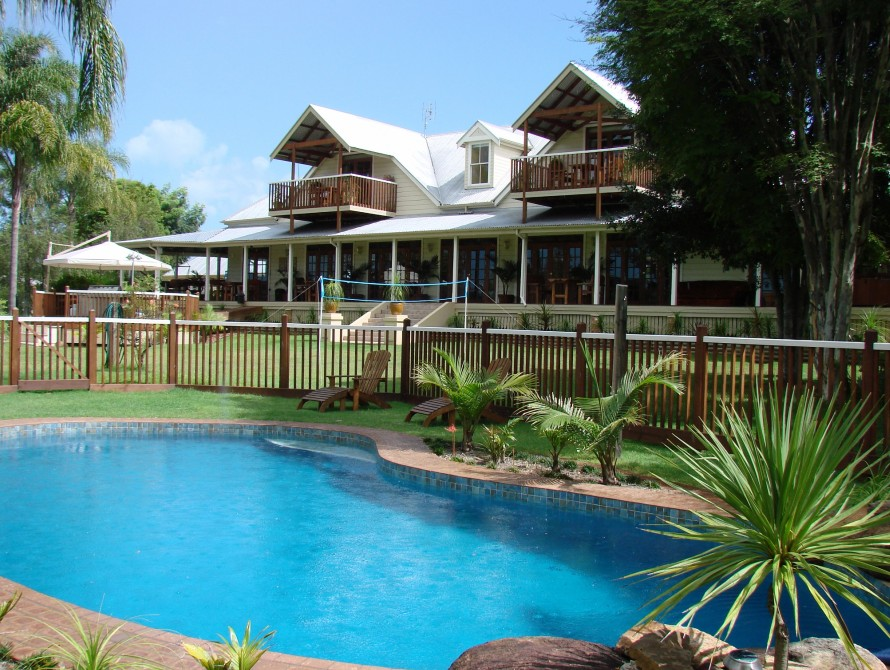 Clarence River Bed  Breakfast - Accommodation Perth