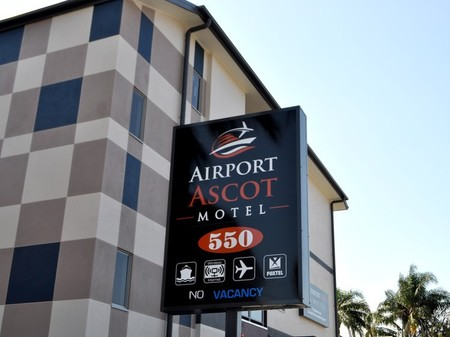 Airport Ascot Motel - Accommodation Perth