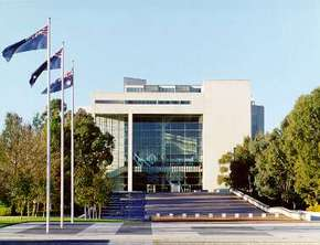 High Court of Australia Parkes Place - Accommodation Perth