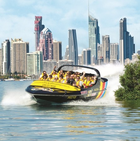 Paradise Jetboating - Accommodation Perth