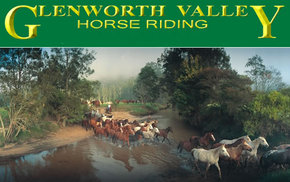 Glenworth Valley Horseriding - Accommodation Perth