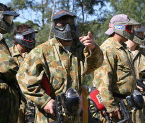 Action Paintball Games - Perth - Accommodation Perth