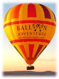 Balloon Adventures Barossa Valley - Accommodation Perth