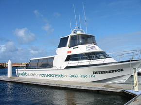 Saltwater Charters WA - Accommodation Perth